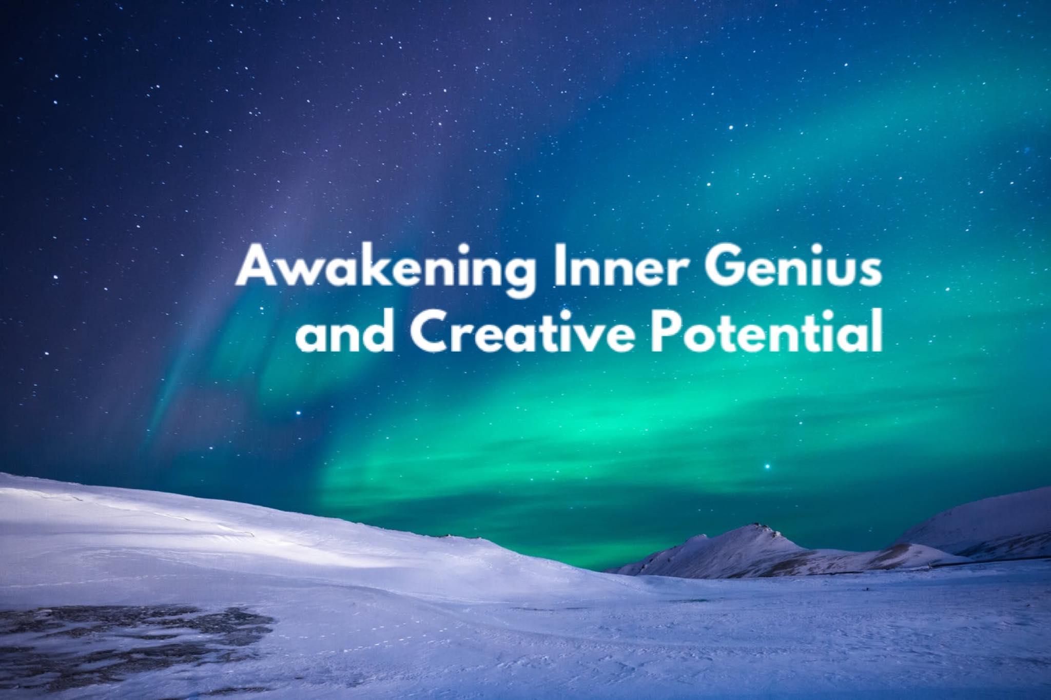 Laurie Holmes - Awakening your Inner Genius