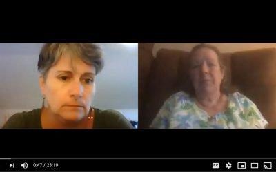 Powerful Laser Illumination Session With Sylvia Plester-Silk